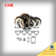 Manifold Fits for HONDA CIVIC T3 STAINLESS TURBO-CHARGER BLURR MANIFOLD 88-01 B-SERIESCIVIC/INTEGRA B16 B18