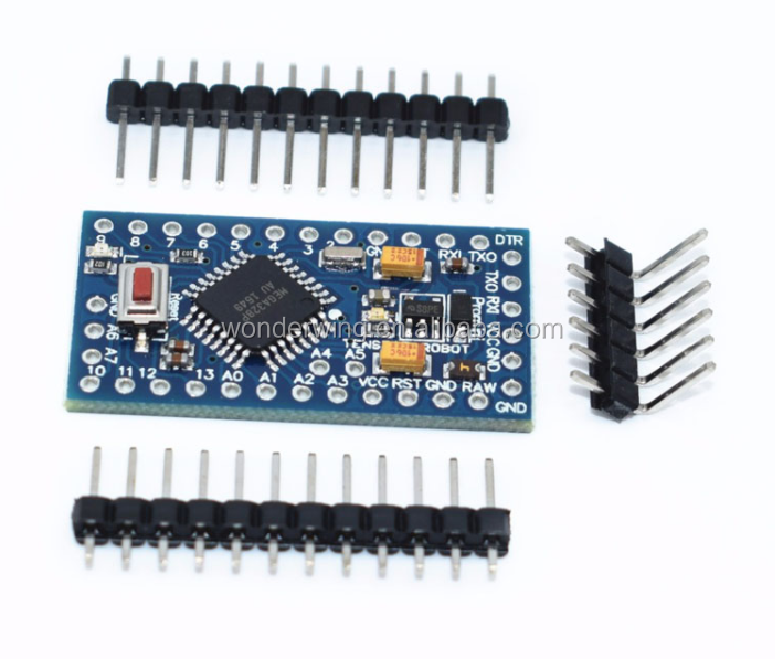Arduino Pro Mini ATMEGA328P 16MHz 5V; ATMEGA328; Fast USA Ship