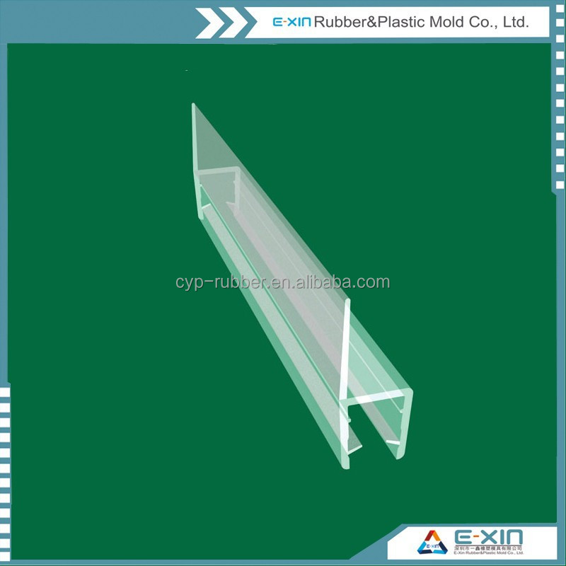 Clear Plastic Shower Door Seal Strip, Clear Plastic Shower Door Seal Strip  Suppliers And Manufacturers At Alibaba.com