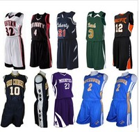wholesale new fashion basketball wear uniform