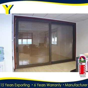 Lift Slide Door Australia Standards Tempered Glass Doors With