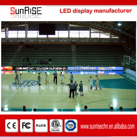 popular wc stadium display led screen /p16 outdoor led hd Tv video display for cricket live