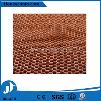 Honeycomb Panel / Aramid Fiber Honeycomb,Kevlar Honeycomb Core ...