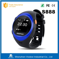 Hot selling cheap gps smart watch phone wifi gps for Old people with gps and phone