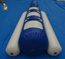 Inflatable Towable <span class=keywords><strong>Bay</strong></span> <span class=keywords><strong>Thuyền</strong></span> Chuối <span class=keywords><strong>Thuyền</strong></span> cho 3 người