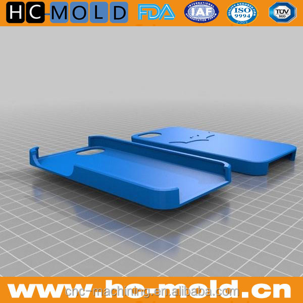 high quality cnc machining mobile prototyping tools plastic prototype service