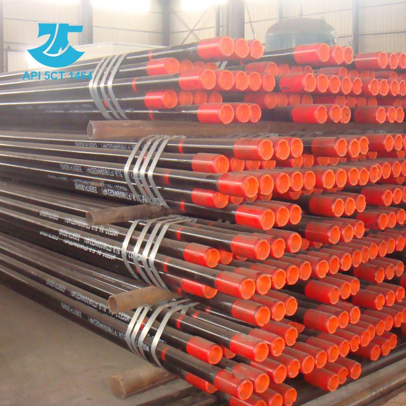 Thick wall api 5ct q125 seamless tubing