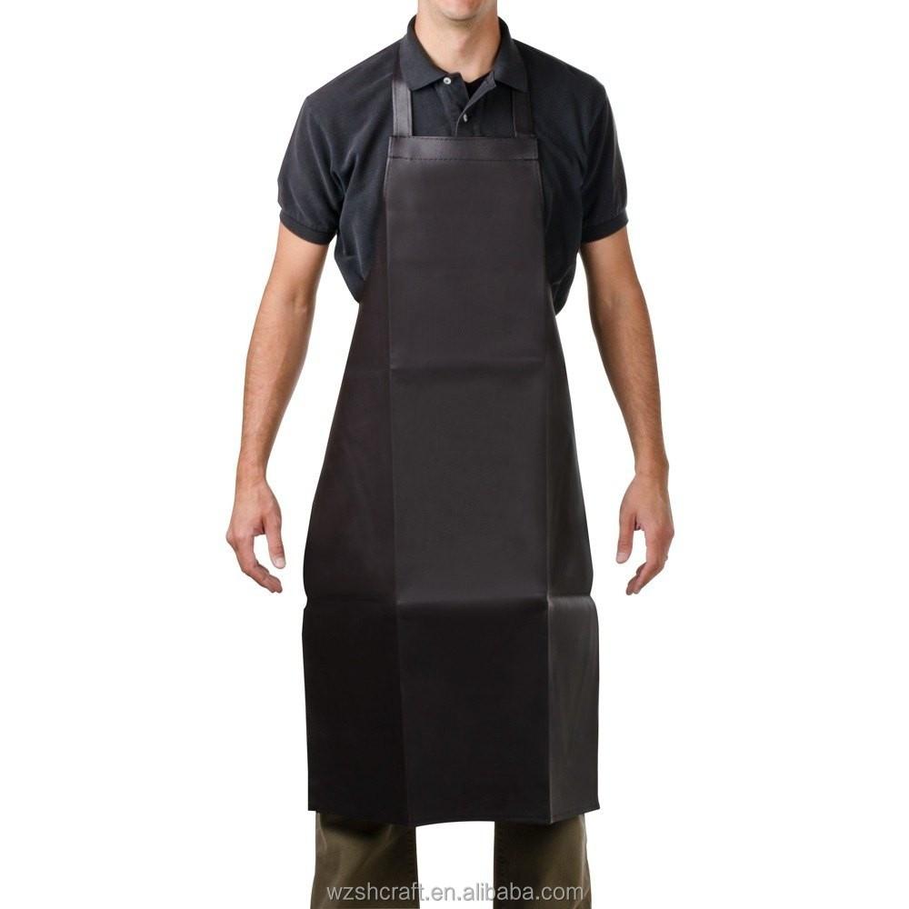 White rubber apron - White Rubber Apron 31