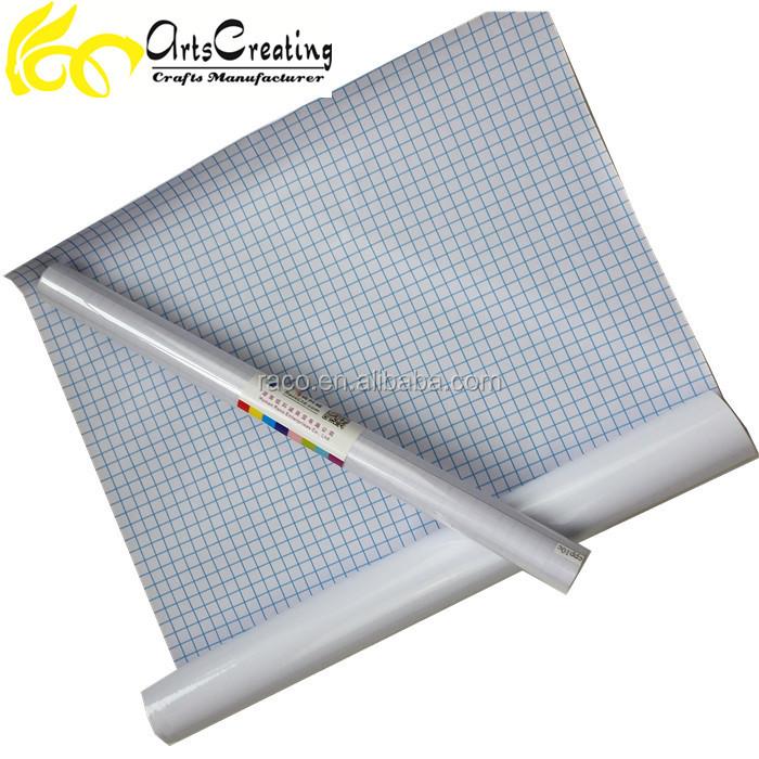 Pvc auto adesivo de papel contact transparente clara