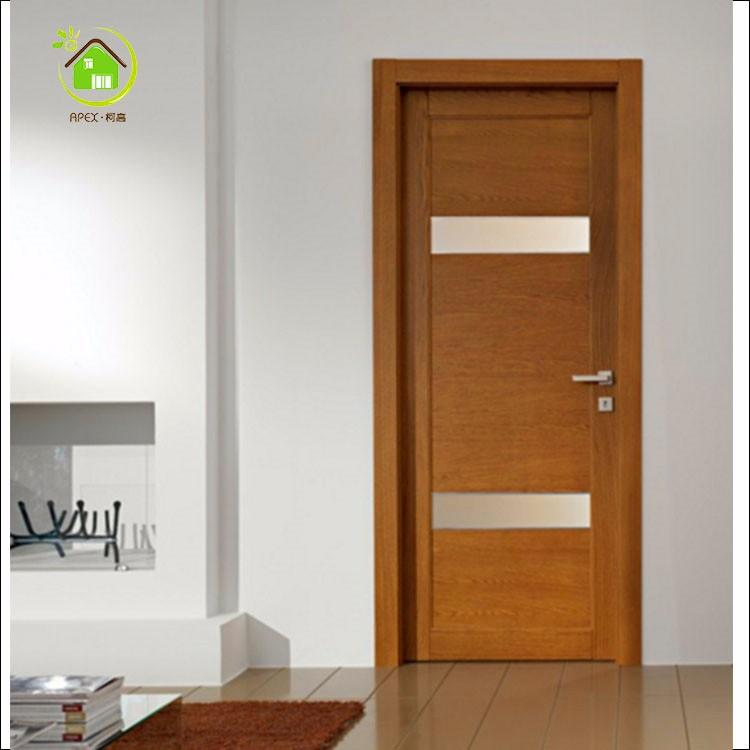 Latest modern wood door design pictures main door grill for Wooden main door design