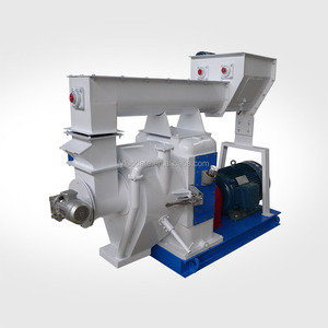 Biomass wood pellet press machine Sawdust Wood Shavings Press Machine