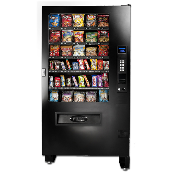 Ambient Snack Vending Machine