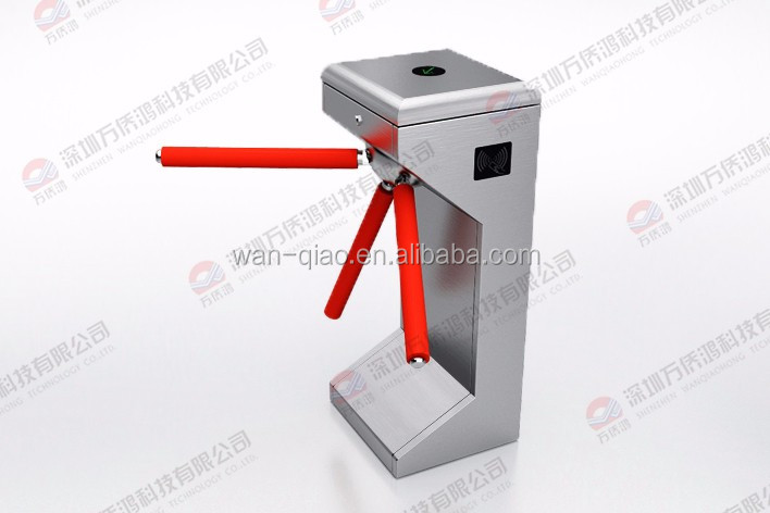 automatic tripod Opener/Vertical security/Three rollers Gate