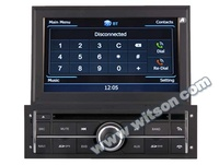 WITSON MITSUBISHI L200 car audio player with gps with Steering Wheel Control Support