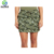 Fashion sublimation camo knit fabric uv protection ladies golf skirts/skort