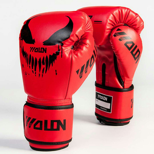 boxing gloves custom logo 14OZ sparring boxing gloves bag gloves