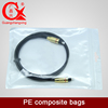 1meter factory price fiber optic gold plated connector av out cable