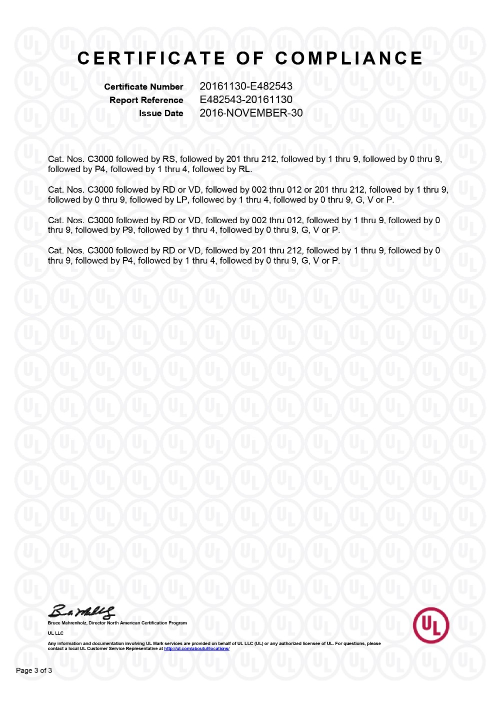 Kr2540 Mx2510 3pin Connector Wiring Harness Buy Molex 2510 3p Wire Program Ul Certification
