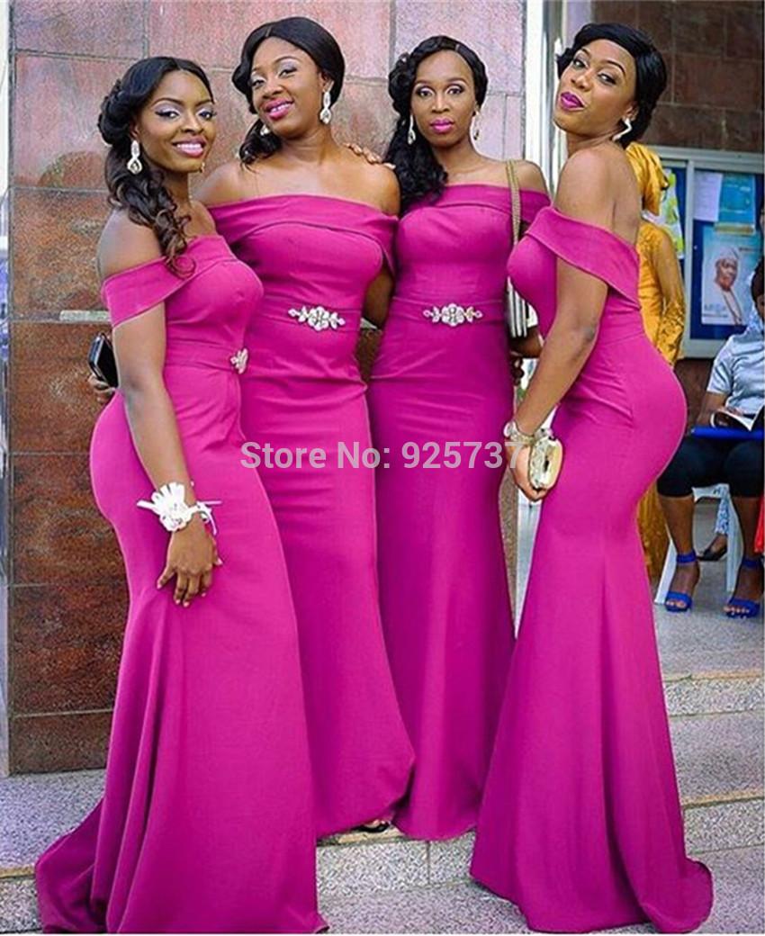 4829e2d53 Vestidos para damas de honor color fucsia - Vestidos cortos