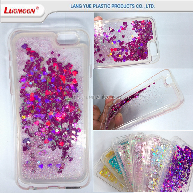 liquid quicksand glitter luxury bumper cases back cover for Sony xperia premium plus compact aqua ultra Z M C T E 7 6 5 4 3 2 1