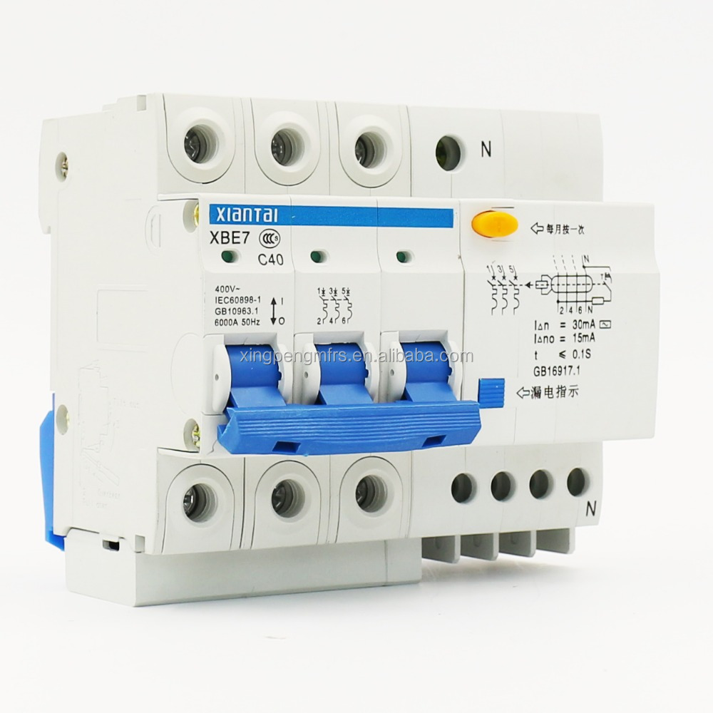 China Adjustable Circuit Breaker Dz47 100a Miniature Electronic And Digital Manufacturers Suppliers On