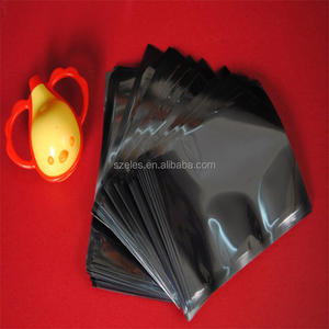 electronic components packaging esd shielding bags without ziplock