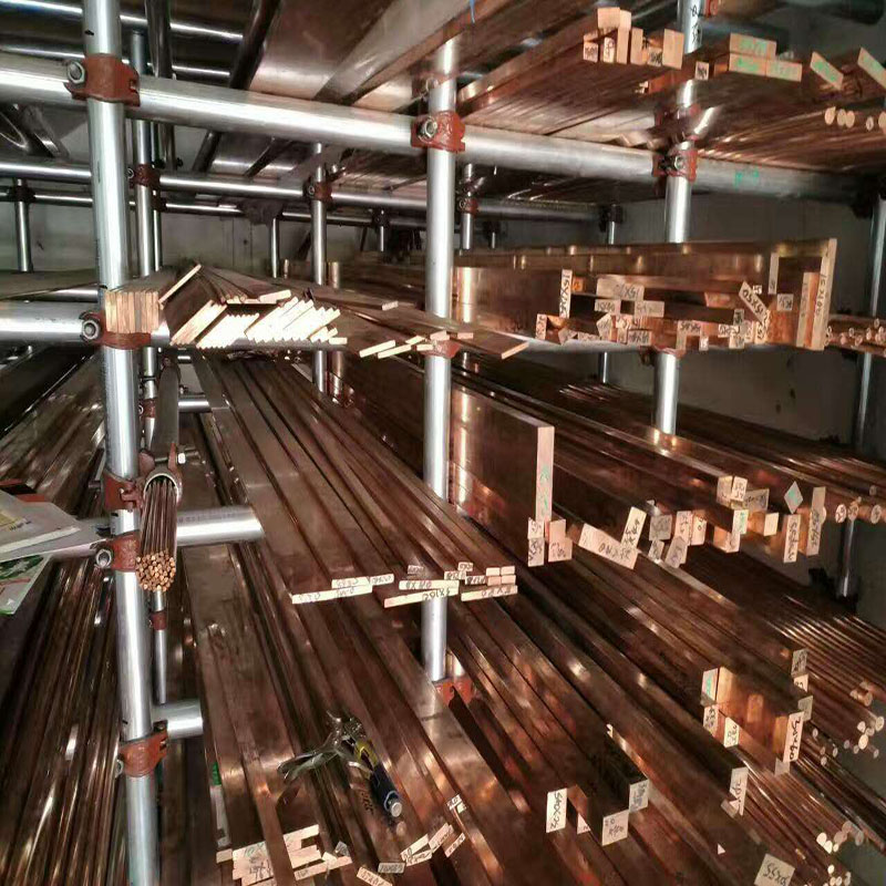 Copper Rod 8mm Round Bar Price