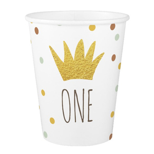 guangzhou recycled custom print double wall water drink party white paper cup