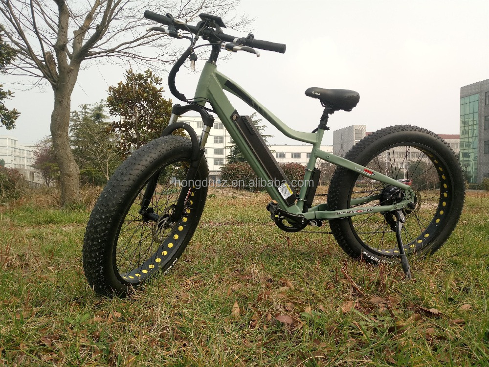 Manufacturer Fat Electric Bike Bicycle E Bike Fat