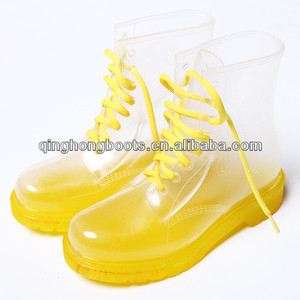 jelly wellies boots women