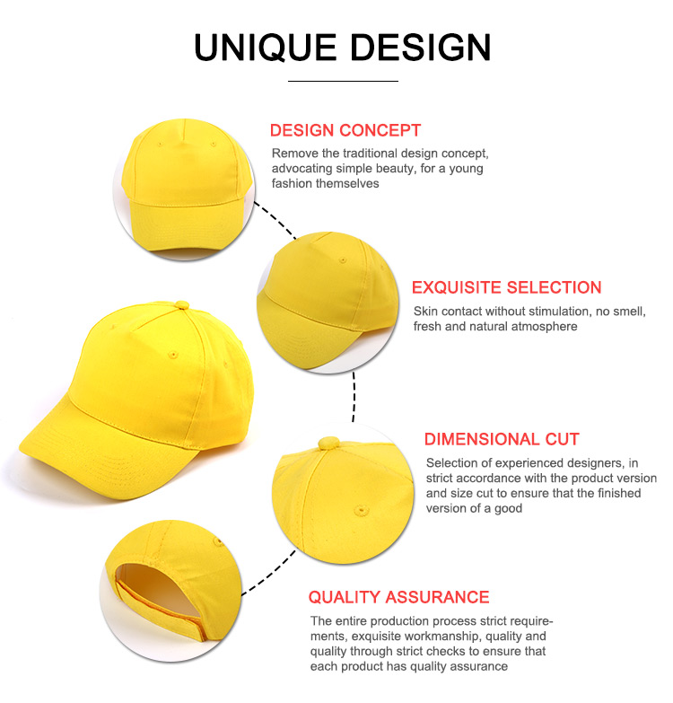 22dd94cfa51 Best Yellow Poly-cotton Funny Visor Promotional Sport Cap Hats - Buy ...