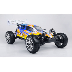 Hobby shop HSP 94760 2.4G Nitro powered 1/8 scale Gas Car 4WD RC Buggy with 21 cxp engine toys car for sale