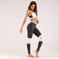 wholesale high quality gym wear sexy sport bras oem matching set yoga