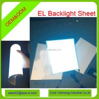 High Quality Flexible El Backlight Panel/led Panel Light/thin Led ...