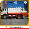China 10m3 12m3 13m3 4x2 new Garbage Truck for price