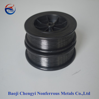 high tensile strength Molybdenum spray wire Moly spool wire