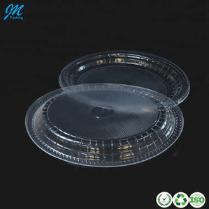 Wholesale Food Grade Plastic Food Tray Clear for Fruit/Meat/Vegetable