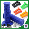 Motorcycle racing rubber handle grip GEL GP Motorcycle Dirt Pit Bike Silicon Handle Bar Grips For Sport Bikes