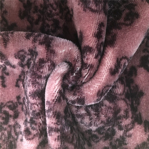 BD suppliers 100% polyester printed flannel fleece fabric for clothing