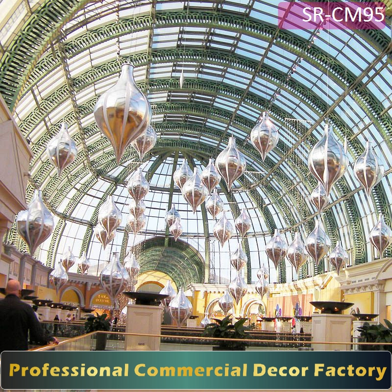Custom commercial Department Store holiday decoration for Christmas day