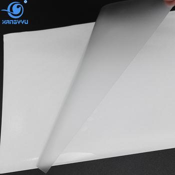 Translucent Pvc Self Adhesive Vinyl Sheet For Label Printing - Buy Self  Adhesive Pvc,Pvc Self Adhesive Sheet,Pvc Self Adhesive Vinyl Product on
