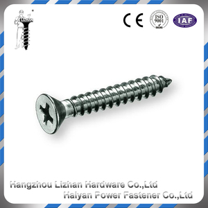 Alibaba China Framing Flat Head Self tapping 2 Inch Tapping Screw