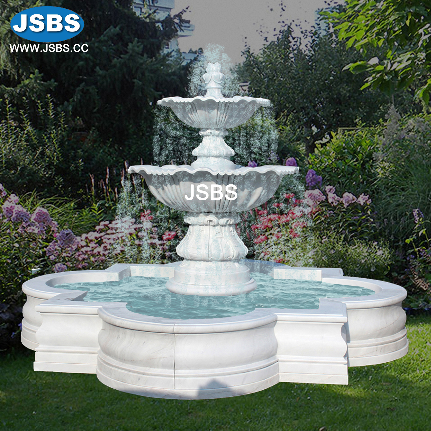 Outdoor Waterfall Fountains Designs Fusmun