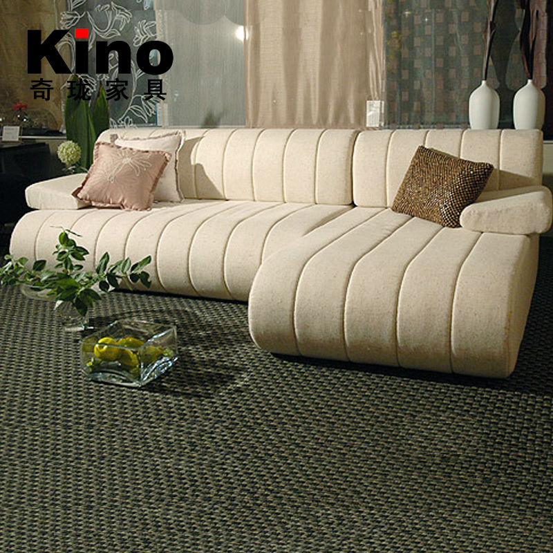 Hot sale Modern new design fabric sectional sofa bed of home furniture