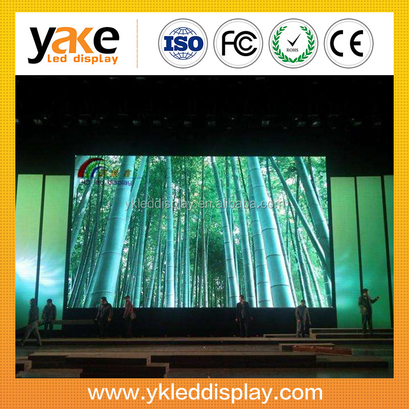 P3.91 P4.81 500*1000 indoor rental led display/led signs/led wall video