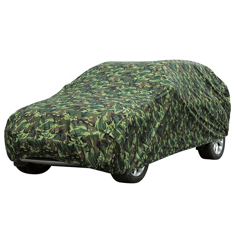 Universele Waterdichte Camouflage Auto Body Cover