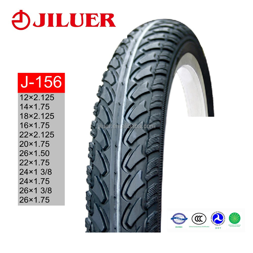 China kids bike tire 14 inch OEM 14*1.75 kids bike tire