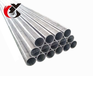 High Quality Round Tube Aluminum Pipe 6082 T6