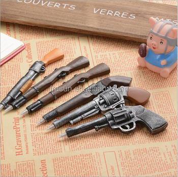 Frasun New style best sell cheap gifts gun shaped resin ball pens, View gun  shaped resin ball pens, FRASUN BRAND Product Details from Beijing Frasun