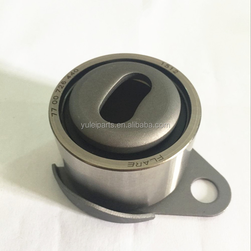 China manufacturer factory belt Tensioner Pulley for DACIA / MITSUBISHI/ RENAULT CLIO LAGUNA 7700726440